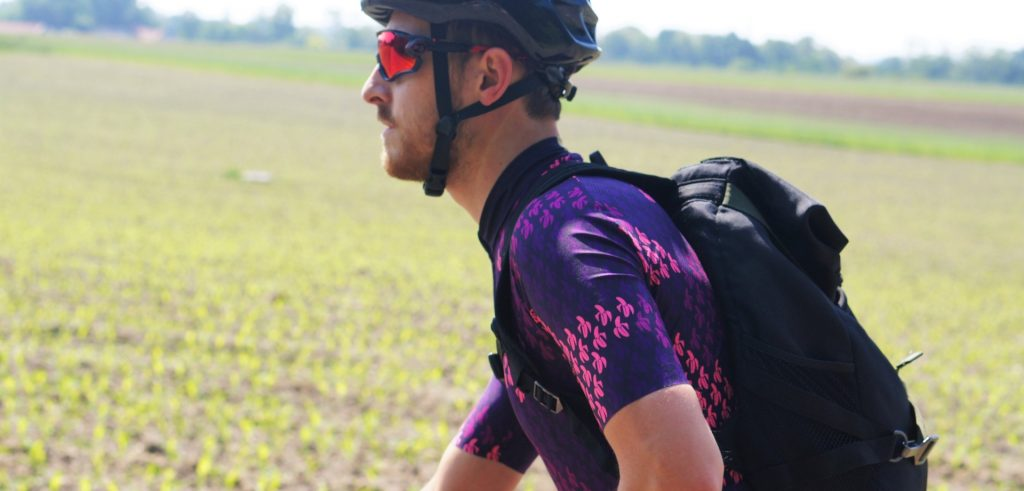 lust for cycling founder