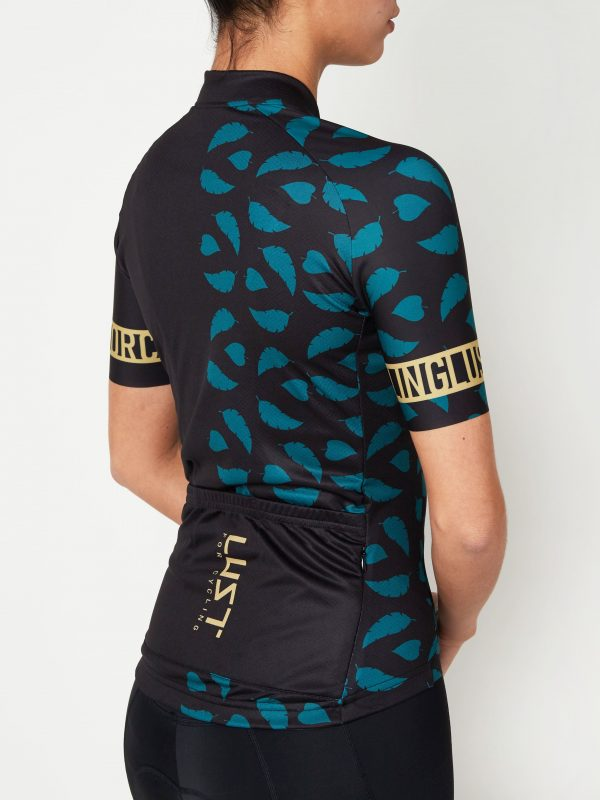 Lust_For_Cycling_Leaves_Ladies_Back-min
